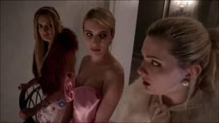 Scream Queens 1x09 - Chanel kills Hester