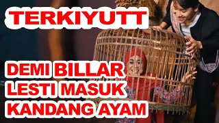 Download lagu DEMI BILLAR, LESTI MAU MASUK KANDANG AYAM #klikulik eps 35 part-3