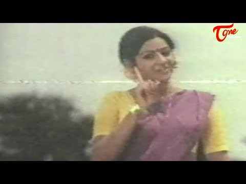 Actress Sridevi's Hot Video From Her First Movie video