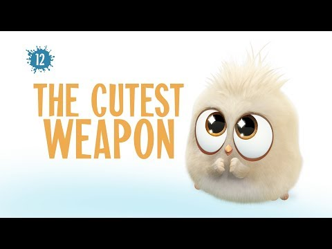 Angry Birds Blues   The Cutest Weapon - S1 Ep12