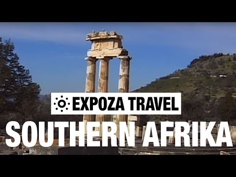 Southern Africa (South-Africa/Namibia/Botswana) Vacation Travel Video Guide