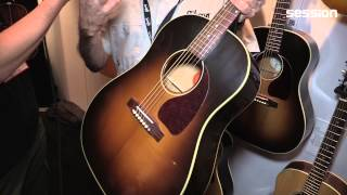NAMM 2015: Gibson Acoustic