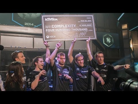 Official 2014 Call of Duty®: Championship Grand Finals Match Video (compLexity vs. EnVyUs)