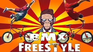 BMX FREESTYLE GTA 5 ТРЮКИ с Prof-X