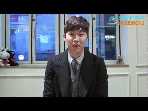 SBS [야왕] - 일본팬에게 전하는 윤호의 메세지
