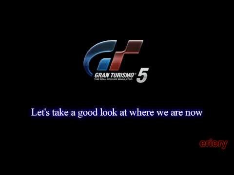 Gran Turismo 5 OST E3 FULL - 5OUL ON D!SPLAY - Daiki Kasho - with lyrics