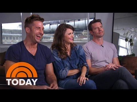'Felicity' Stars Reunite: The Show Was 'Like College' For Us | TODAY
