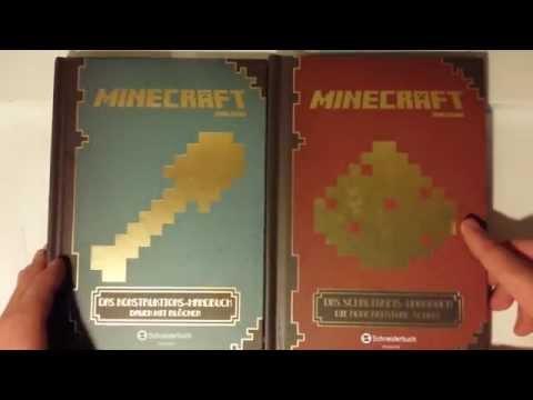 Minecraft Bücher   Redstone- Und Konstruktionsbuch