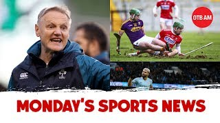 Irish Rugby disappointment | Dublin, Kerry amp Mayo win | City chasing Liverpool