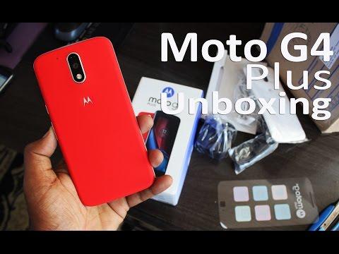 Chegou! Moto G4 Plus - Unboxing
