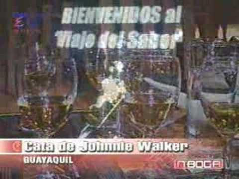 Cata de Johnnie Walker