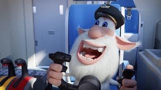 Буба - Серия #29 - Буба в самолёте ✈️ - Весёлые мультики для детей - Буба МультТВ