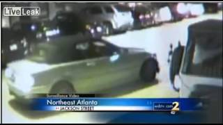 Atlanta, Woman Fights Attacker In Gated Apartment Garage