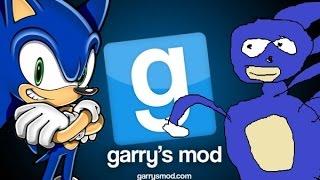 Sonic vs  Sanic
