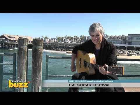 MyLocal BuzzTV LA Guitar Festival Downtown