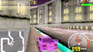A Taste of Gameplay -- NFS Carbon - Own the City (GBA)