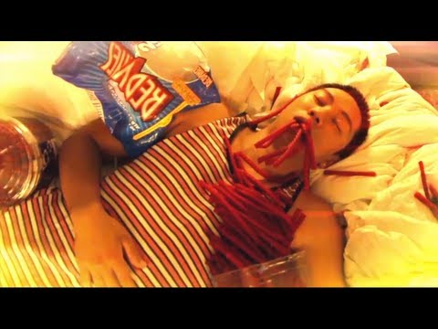 Red Vines (Owl City - &quot;Good Time&quot; Parody)