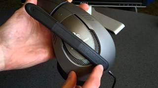 CM Storm Sonuz Gaming Headset Unboxing & Overview