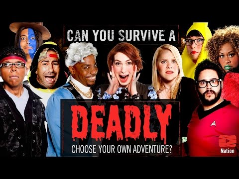 Can You Survive? A Deadly Halloween Choose Your Own Adventure! video