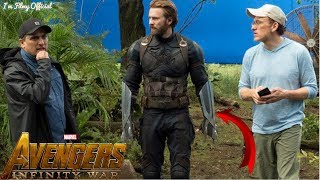 Avengers: Infinity War Behind the Scenes & Exclusive Making Video - 2017