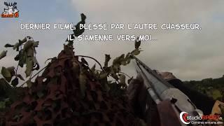 Belle Chasse aux Corvidés - Mutli-Caméras - Chasse HD