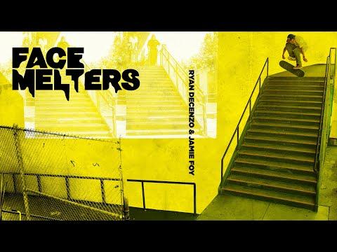 Jamie Foy & Ryan Decenzo  |  Echo Park 18 Stair  |  FACE MELTERS