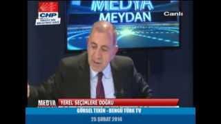 GÜRSEL TEKİN – BENGÜ TÜRK TV'de