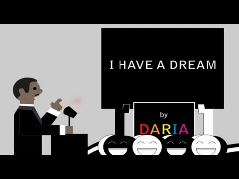 I Have A Dream - A Song For Mlk Day! video