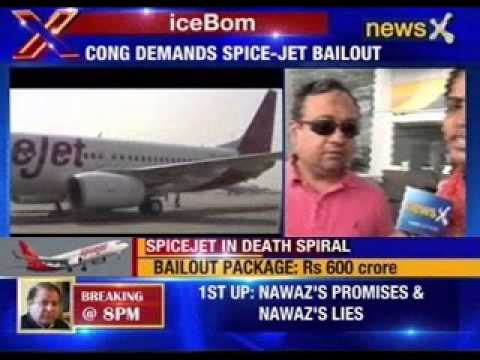 SpiceJet flights cancelled and delayed due to lack of fuel