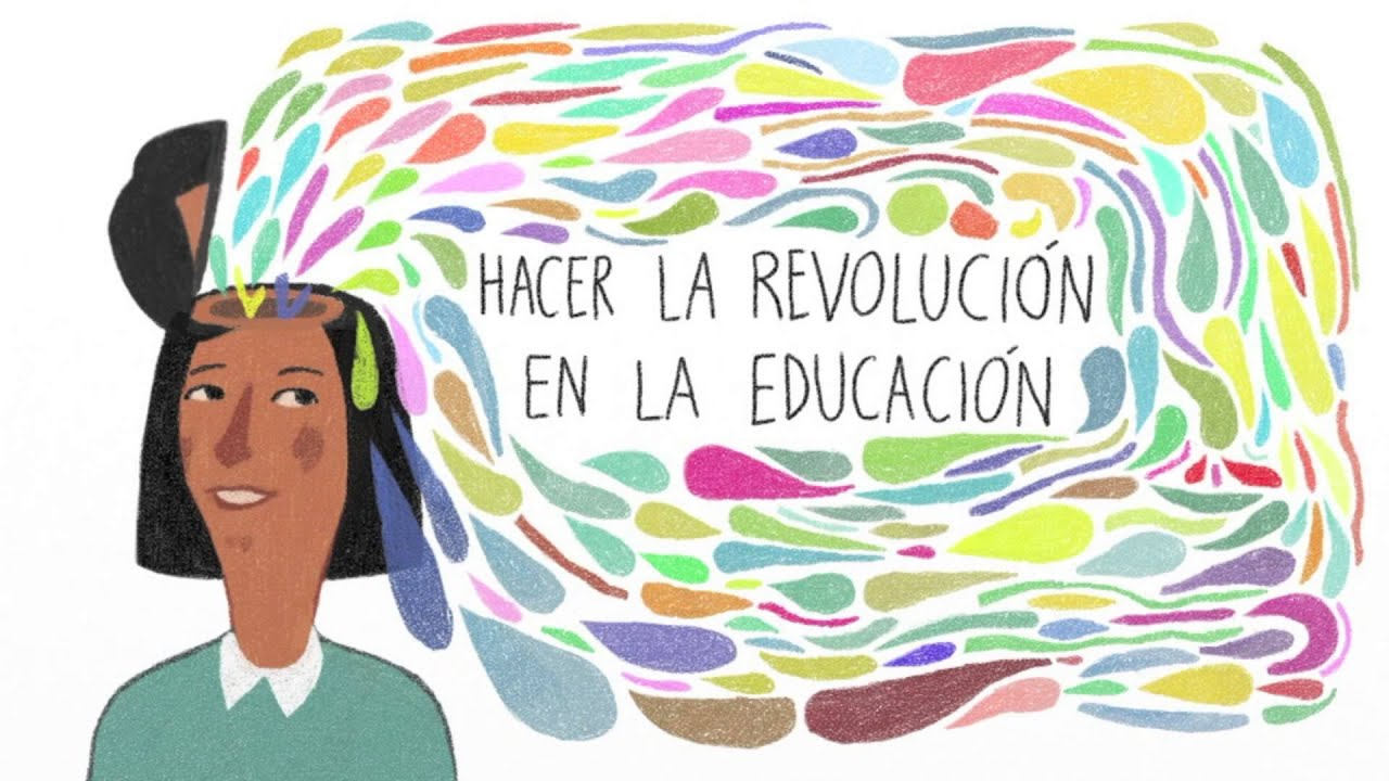 Reduvolution  Hacer La Revoluci U00f3n En La Educaci U00f3n