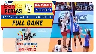 PVL OC 2018: BanKo-Perlas vs. Ateneo-Motolite | Full Game | 5th Set | December 2, 2018