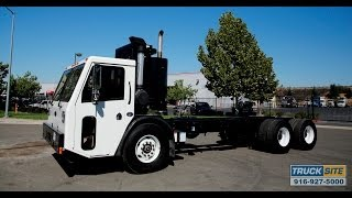 2011 Crane Carrier LET Heavy Spec Cab & Chassis for sale