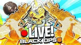 HITTING PRESTIGE TWICE // BO4 MULTIPLAYER LIVE // MAXING OUT ALL WEAPONS + 500 SUB GRIND