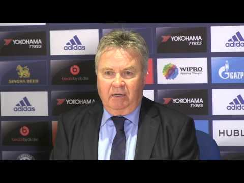 Claudio Ranieri rang me to thank Chelsea, says Hiddink