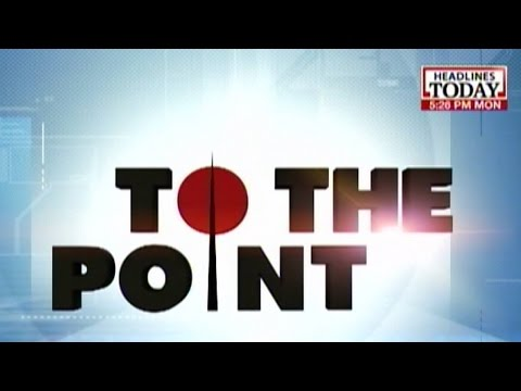 To The Point: Defence Minister Manohar Parrikar on 'Terror Boat' (Part 1)