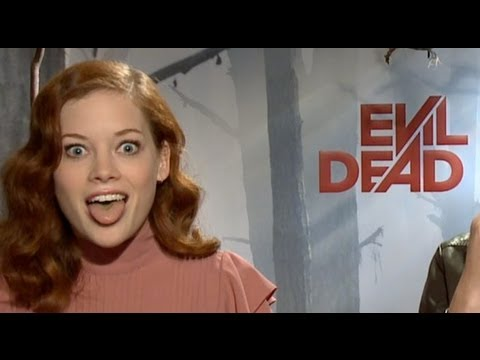 EVIL DEAD Interviews: Jane Levy, Shiloh Fernandez, Jessica Lucas and (Director) Fede Alvarez
