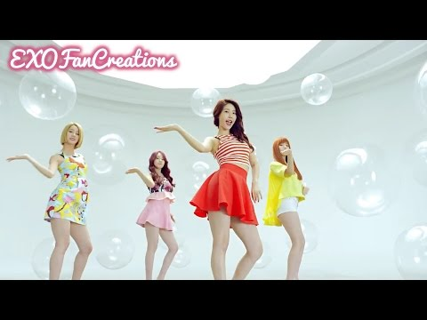 Girl's Day - Hello Bubble (Acapella Ver.)