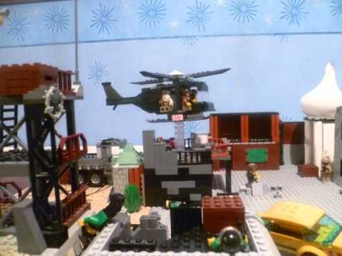 Lego Battlefield 3 Music Videos