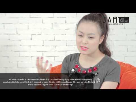 Hoàng Thùy Linh Nói Về Phong Cách Sexy Sau Scandal Lộ Clip   Kenh14 Vn video