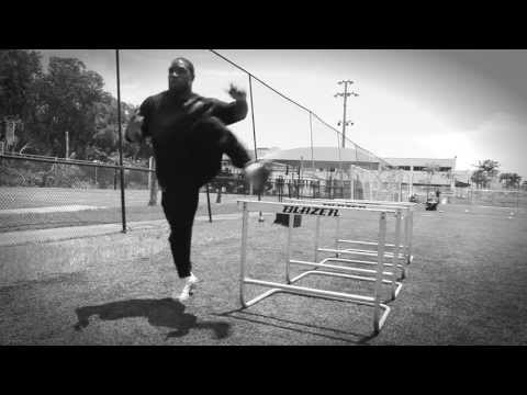 Maurice Jones-Drew Hurdle Mobility Series