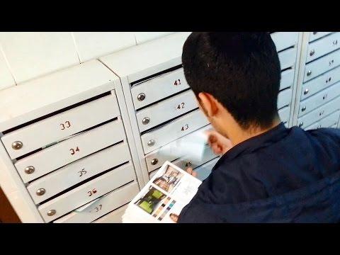 Листовки в почтовые ящики