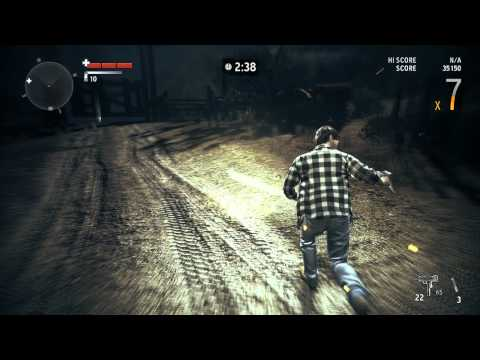 Выживаем в Alan Wake's American Nightmare