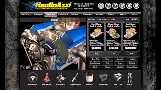 Haulin Azz Engine Building