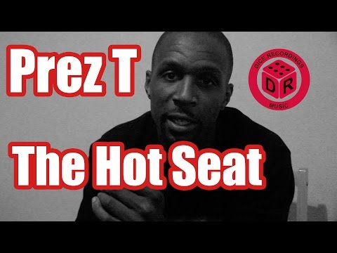 PRESIDENT T - THE HOT SEAT [VIDEO]
