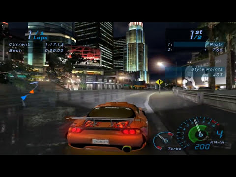 Need For Speed Underground Final Race HD