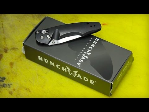 Benchmade Warranty & Repair | Testing the System