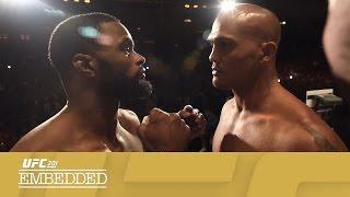 UFC 201 Embedded Vlog Series Episode 6