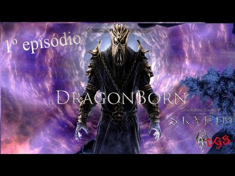 Skyrim DragonBorn DLC pt br