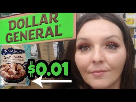 Food For A Penny! Penny Items at Dollar General 2019 - Christa Coupons