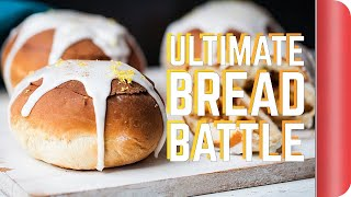 THE ULTIMATE BREAD BATTLE